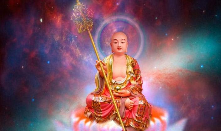 地藏菩萨是一位大孝的菩萨,就连佛陀都夸赞,你知道他的事迹吗