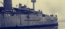 清朝灭亡前 用大舰巨炮迫使墨西哥赔3亿美元