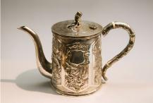 18世纪广州出口到西方的银器可以做到多精致?
