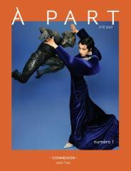 解锁雕塑感时尚!蔡依林湿发登创刊新年封面