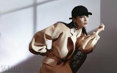 刘涛登《红秀》封面 气场 slay干练酷飒的女性姿态