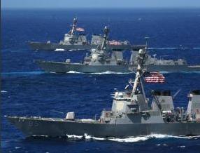 美前海军官员抱怨:美造舰计划缩减让对手获益