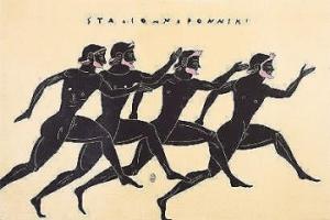 品达诗歌里的古代奥运会