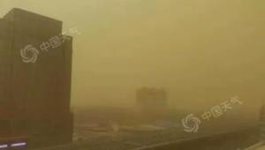 今年北方沙尘天气为何频率这么高?
