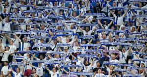 芬兰球迷看欧洲杯后近300人感染新冠病毒