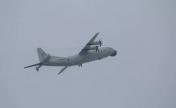 台媒:相隔9天 解放军运8反潜机进入台西南空域