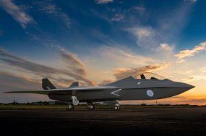 英国六代机获2.5亿英镑合同进入研发新阶段