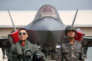 为应对新冠疫情,韩国推迟引进F-35A隐形战斗机