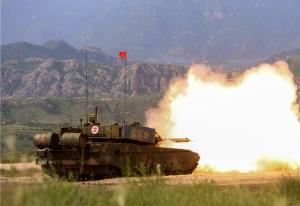 每日军情|99式与豹2主战坦克孰优孰劣