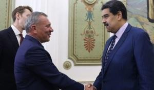 俄委(内瑞拉)军事技术合作持续升温