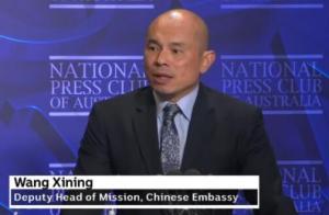 驻澳大利亚公使:中国不是奶牛,别幻想先挤奶后宰割