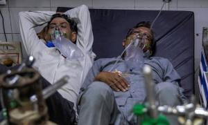 印度日增31万确诊,我驻印使领馆暂时关闭接待厅
