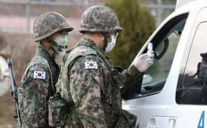 韩一军营发生集体感染疫情 27名官兵确诊新冠肺炎