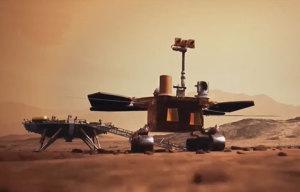 祝融号在火星上咋样了?