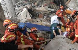 湖北十堰燃气爆炸事故致25死 8人被刑拘