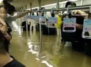 亲历者口述:恐怖的不是水而是车厢里空气越来越少