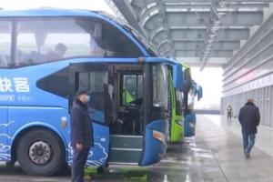 江苏全省暂停始发或终到中高风险地区的客运班线