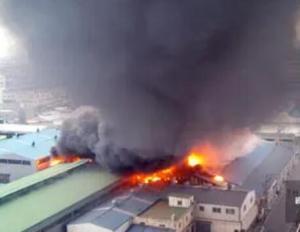 长春一物流仓库发生火灾 已造成14人死亡12人重伤