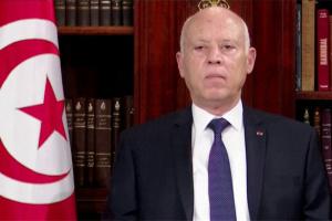"""突尼斯总统解除两部长职务 称""""军队已做好准备"""""""