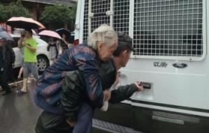 四川泸县地震救援现场