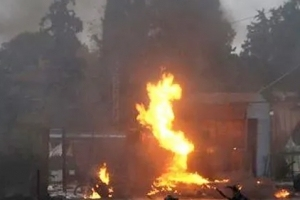 哥伦比亚军方巡逻车遭袭 致5名军人死亡 3人受伤