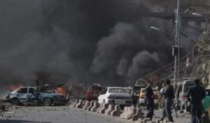 阿富汗东部爆炸袭击致1死7伤