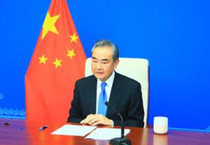 王毅:美方近期表示不希望对抗