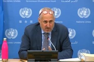 阿富汗驻联合国代表团退出联大一般性辩论发言