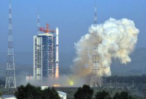 中国试验十号卫星入轨后发生异常
