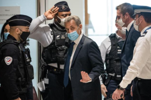 法国前总统萨科齐获刑1年 将发起上诉
