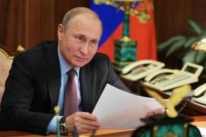 为应对新冠疫情 普京宣布俄罗斯全国放假9天
