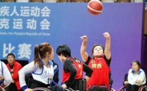 4000多名运动员参加全国残特奥会