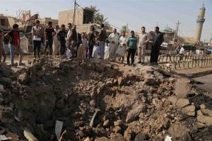 伊拉克一村庄遭极端组织袭击 已致多人伤亡