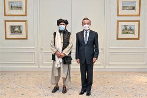 王毅谈365bet10bet下载对阿富汗政策