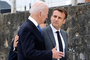 美法两国总统将在罗马举行潜艇事件后首次会晤