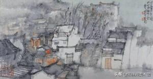 """宛如坐着火车看风景——著名画家贾荣志生动讲解写生中的""""移动式观景法"""""""