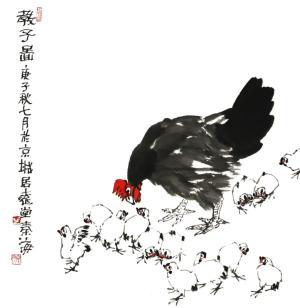 """用墨之道,贵在写""""情""""——著名画家秦海呼唤写意精神,展现笔墨神韵"""