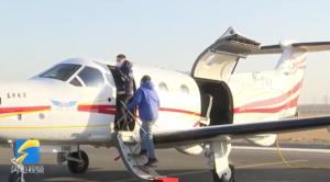 用时50分钟落地蓬莱机场,记者体验滨州大高至烟台蓬莱环鲁飞航线