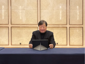 山东重工集团董事长谭旭光:决不能以牺牲员工的生命安全和身体健康来换取高增长