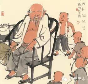 """文心禅境 自成一家——著名画家李学明超脱""""成败""""的前行之路"""