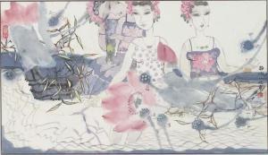 墨道心迹——品读著名画家王小晖诗意的浪漫与坚强