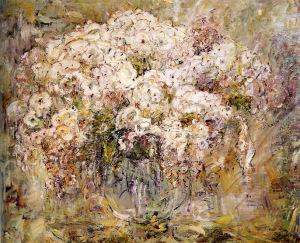 五彩斑斓女人花——著名画家刘宏在色彩中寻找自我 传承美学