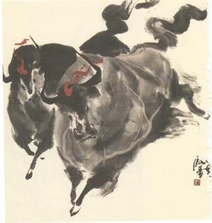 你,让我梦绕魂牵——著名画家泓青与青藏高原牦牛的不解之缘