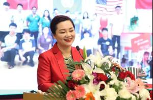 哈飞达创始人、董事长张俊英:创立精英培育的国际化教育平台,让教育面向世界