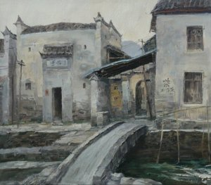 既博且专,绘画、治学挑于一肩——解读刘青砚画家和博士的双重身份