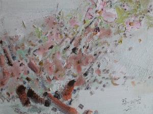 扫千里于咫尺,写万趣于指下——读著名画家刘明亮的小幅油画