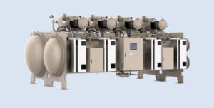 最领先!海尔中央空调在淄矿集团打造磁悬浮机组单机头最大冷量样板