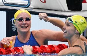 从伦敦一金到东京九金 澳大利亚游泳因何创历史?