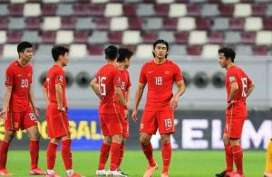 国足官方:将在沙迦训练结合比赛进行1个月备战