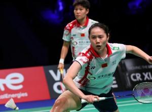 羽毛球—丹麦公开赛:黄东萍/郑雨晋级女双半决赛